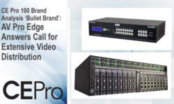 AV Pro Edge Bravas DFW CE Pro 100 Bullet Brands