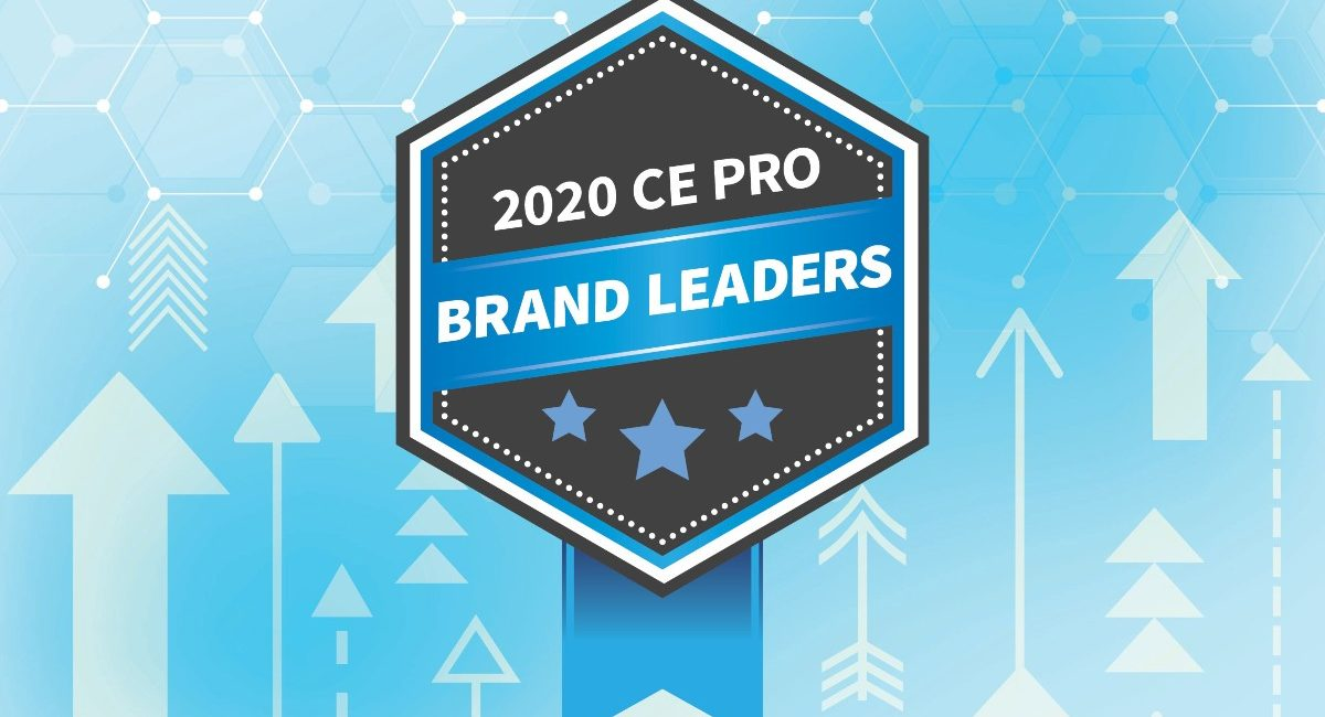 2020 CE Pro 100 Brand Analysis Showcases the Industry's Top Manufacturers