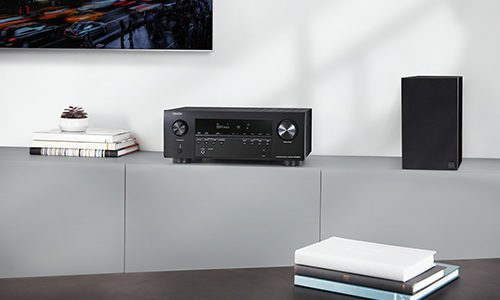 12 AV Receivers that Bring the Theater Experience Home