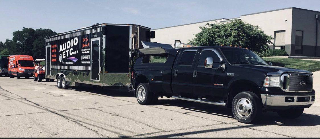 Mobile Home Theater Creates Unique Revenue during Coronavirus Lockdown, slide 0