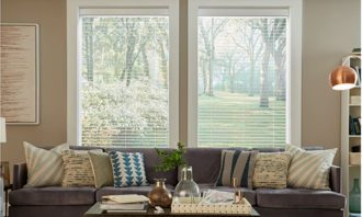Lutron Triathlon and Serena Smart Wood Blinds