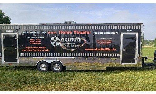 Mobile Home Theater Creates Unique Revenue during Coronavirus Lockdown