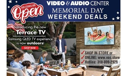 How L.A. Integrator Sold 7 Samsung Terrace Outdoor TVs in First Week