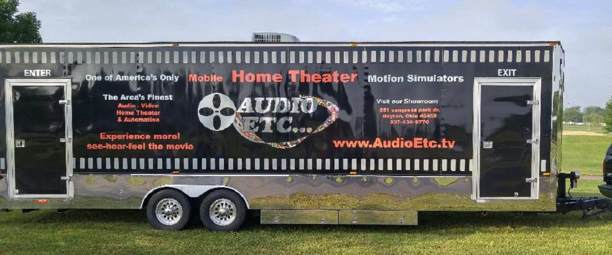 Mobile Home Theater Creates Unique Revenue during Coronavirus Lockdown