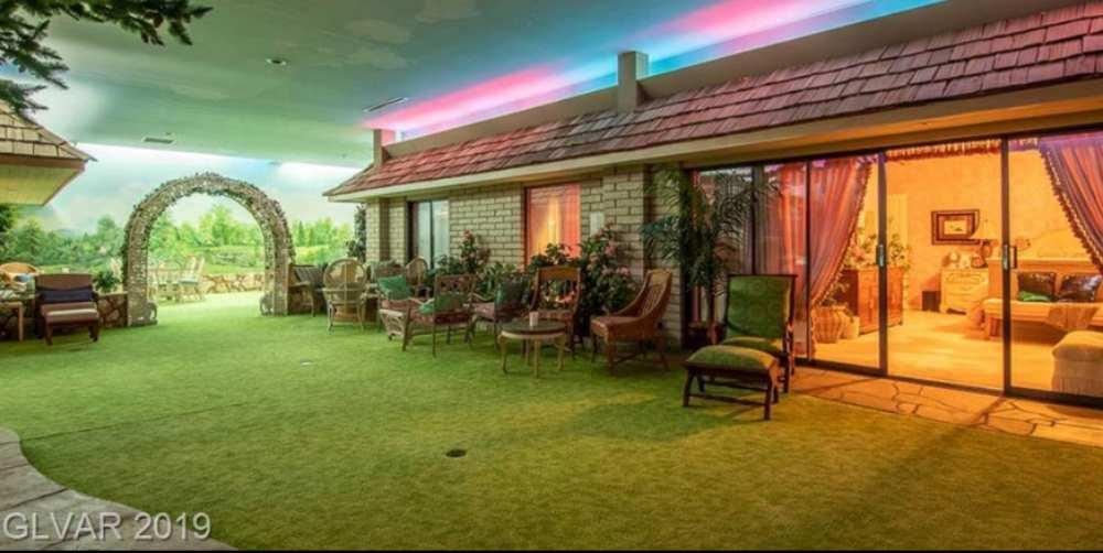 $18M Las Vegas Doomsday Wellness Bunker Is Mind-Blowing