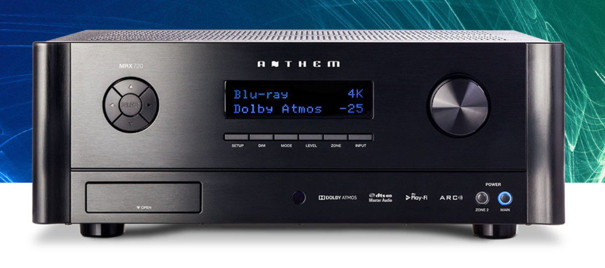 12 AV Receivers that Bring the Theater Experience Home, slide 0