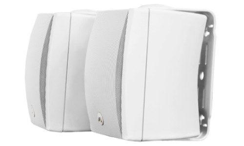 Atlantic Technology outdoor speakers