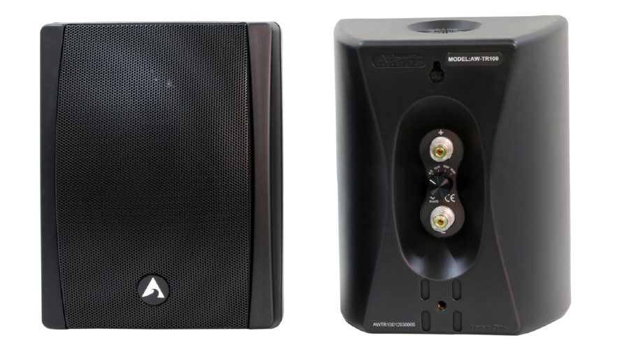 Atlantic Technology outdoor speakers AW-TR100