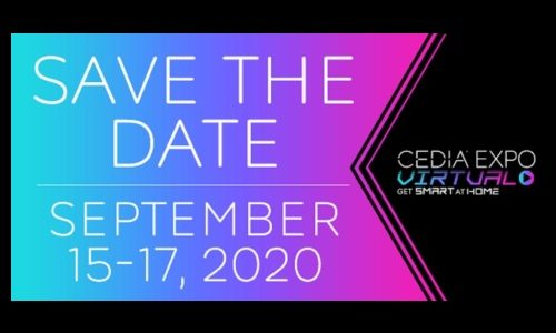 CEDIA Expo Virtual Experience Dates Announced