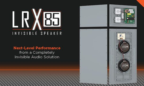 'Invisible' Speakers Gaining Steam in Multiroom Audio Applications