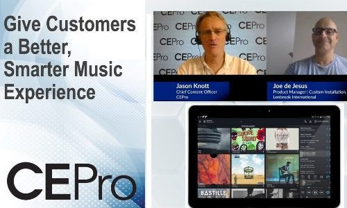 Give Customers a Better, Smarter Music Experience