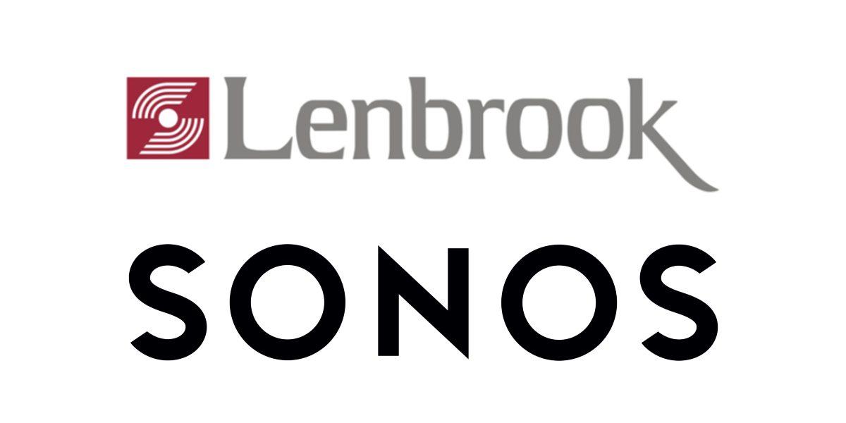 Sonos and Lenbrook Settle Patent Infringement Case
