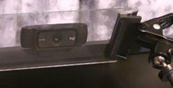 rushworks webcam for residential prompter