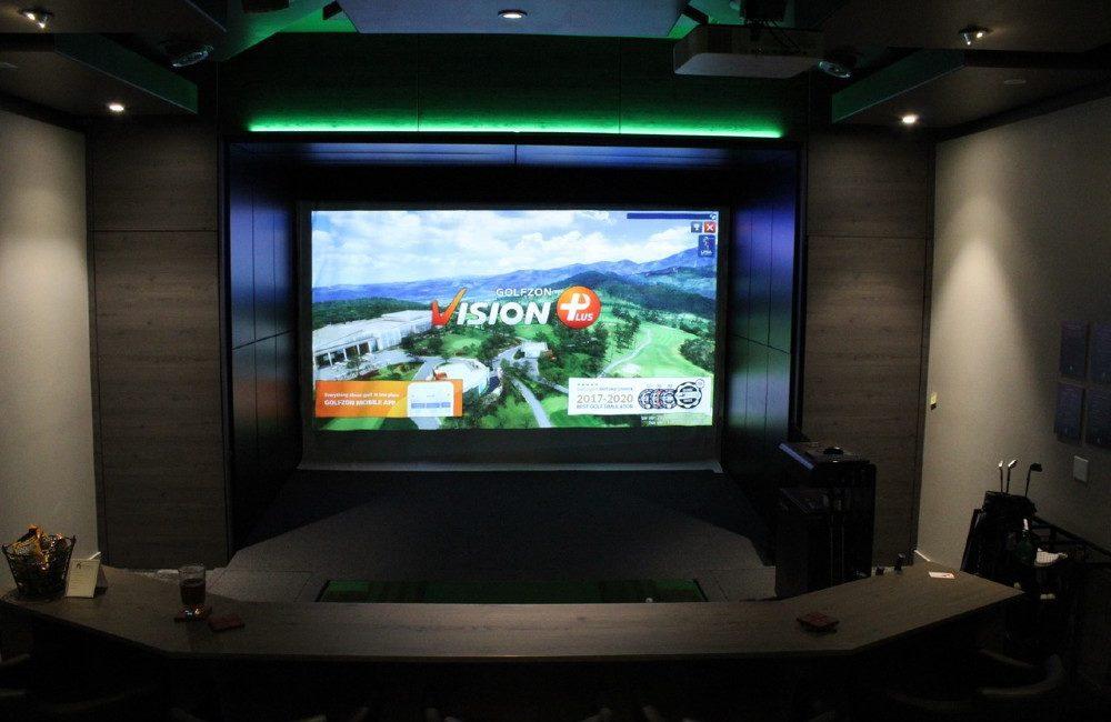 Golf Simulator Helps Integrator Tee Up New Revenue Stream, slide 0