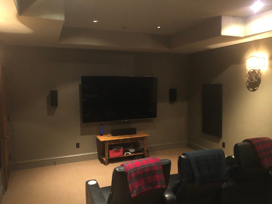 Montana Integrated Living rack cleanup theater