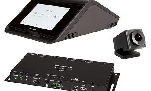 Crestron HomeTime Empowers WFH Productivity