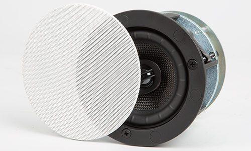 SnapAV Episode Impression Series round grille