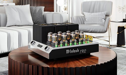 McIntosh MC1502 tube amp