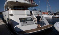 NXT AV smart yacht Eli Weinkle