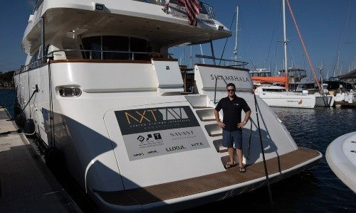 Savant Automation, SurgeX Power Anchor Smart Yacht Install