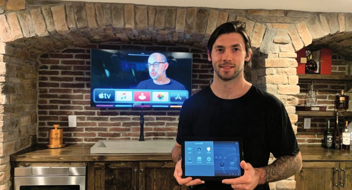 9 Products in NHL Star Kris Letang's New Smart Home