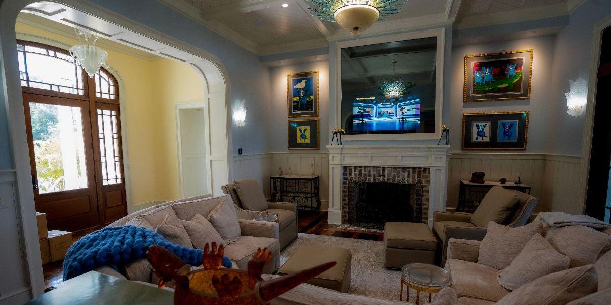 Gigantic South Carolina Estate Hides Technology in Plain Sight
