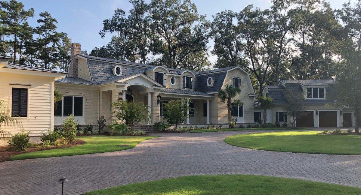 Gigantic South Carolina Estate Hides Technology in Plain Sight, slide 0