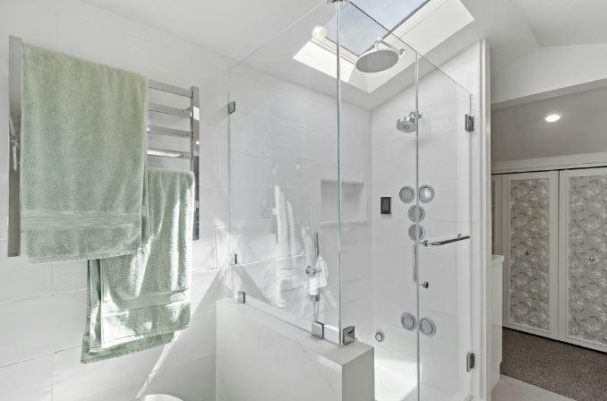 cyberManor New Home Technology Center Kohler shower
