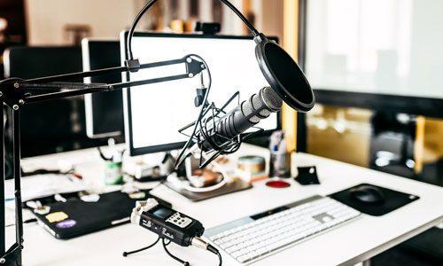 AV-over-IP home podcast setup endpoints