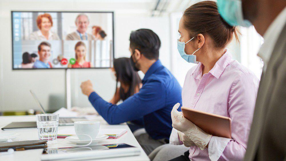 Office communications AV-over-IP technology pro AV endpoints