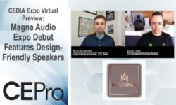 CEDIA Expo Virtual Preview Magna Audio