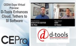 D-Tools CEDIA Expo Virtual booth preview