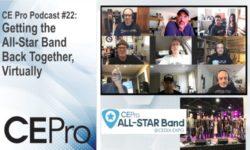 CE Pro Podcast 22 CE Pro All-Star Band
