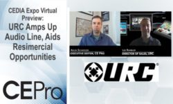CEDIA Expo Virtual Preview URC