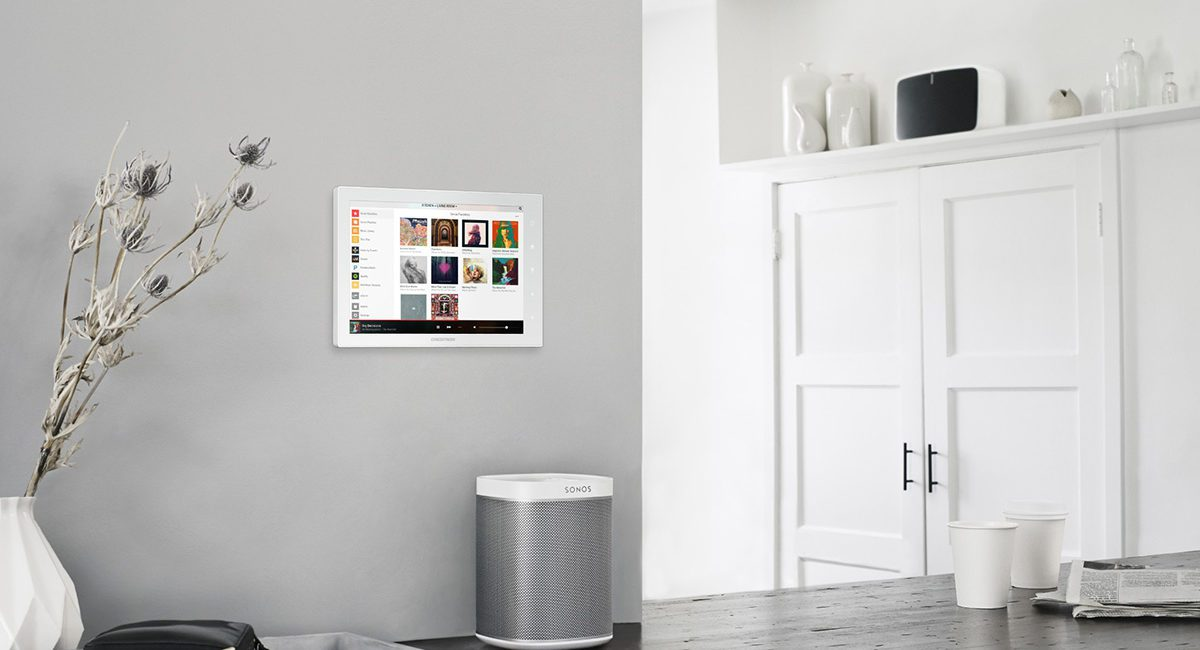 Hands-On: Crestron Home is The Future of Smart Homes