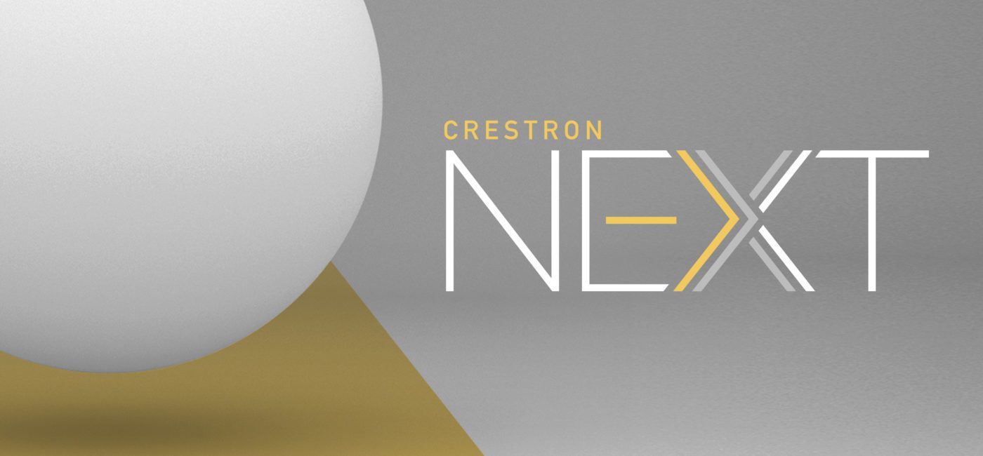 Crestron Next Opening Session Proclaims AV Integration Space 'Alive and Thriving'