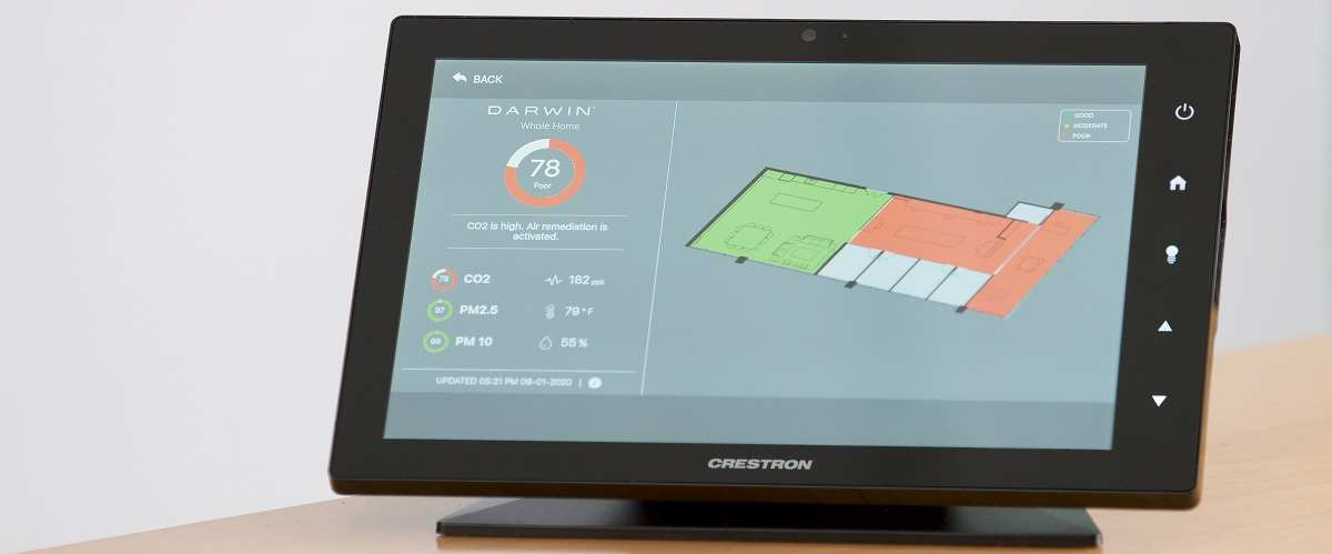 Crestron 3-Series Control to Integrate with Delos DARWIN