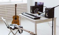 Geoff Meads CEDIA Expo Home recording studios
