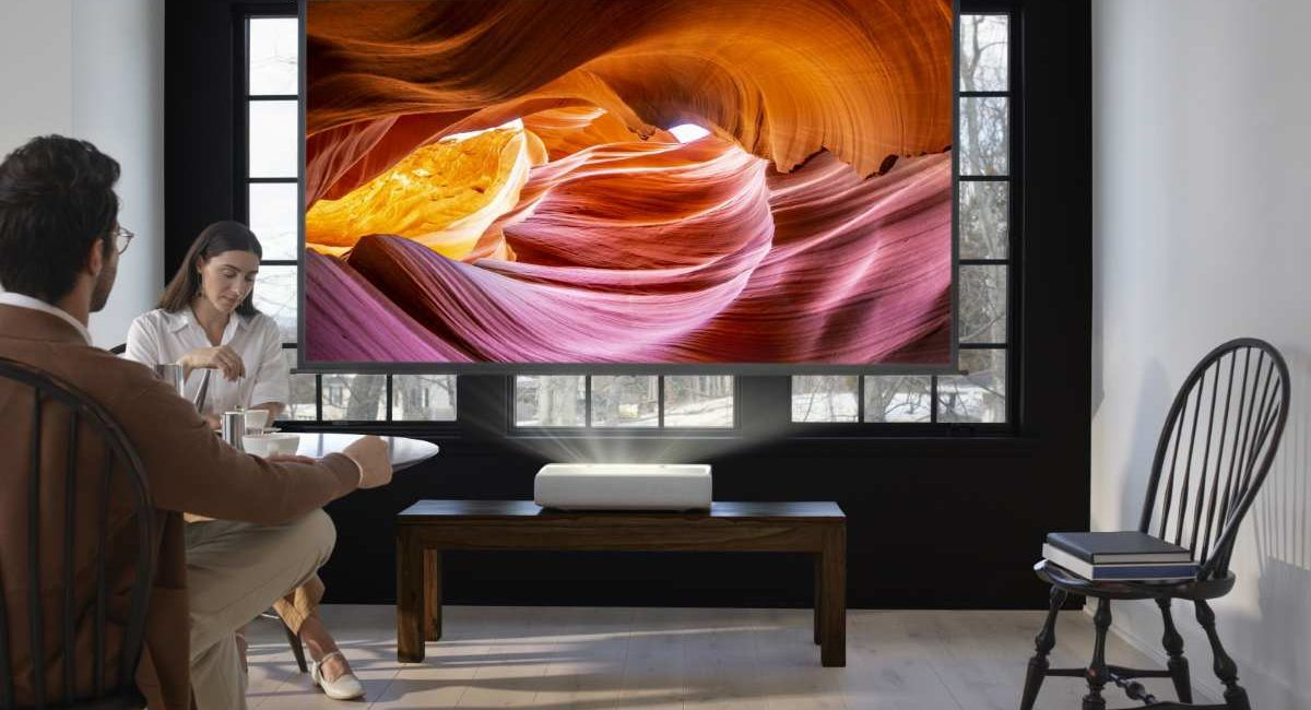 Samsung Debuts Its First UST Projector Dubbed 'The Premiere', slide 0