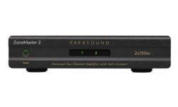 Parasound ZoneMaster amps