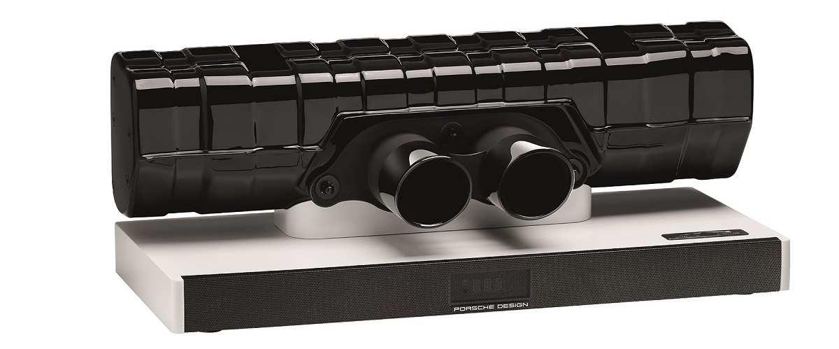 Porsche Design Unveils Special Edition $4,750 911 Soundbar