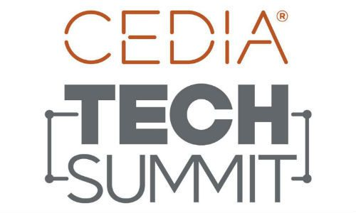 CEDIA Tech Summit logo