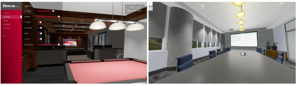 Modus VR CEDIA Expo Virtual