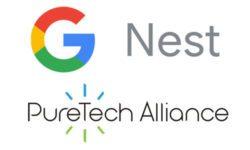 Puretech Alliance Google Nest