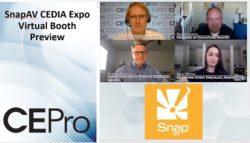SnapAV CEDIA Expo Virtual