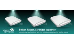 Access Networks Wi-Fi 6 A550 and A650 Access Points