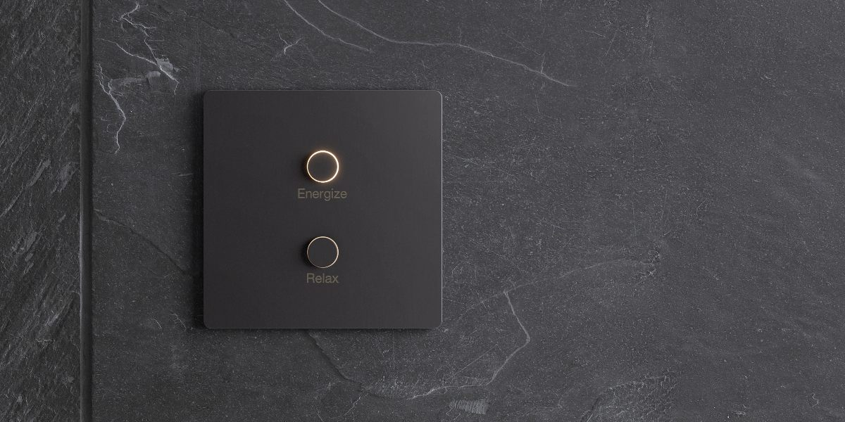 New Lutron Alisse Wall Control Offers Thin-Profile, Handcrafted Metal UI
