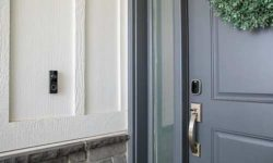 Control4 Chime video doorbell