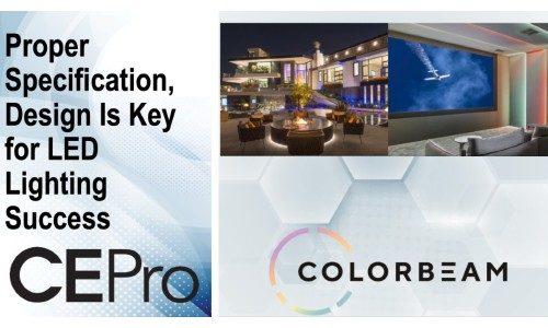 Proper Specification, Design Is Key for LED Lighting Success