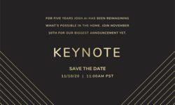 Josh.ai Nov. 10 keynote